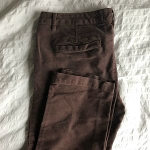 Pilcro Trousers/Chinos